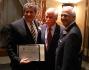 Martin Weissman, NYS Assemblyman Charles Lavine, Jeffrey Ratner
